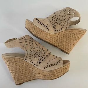 MARC FISHER Wedges Size 9.5M